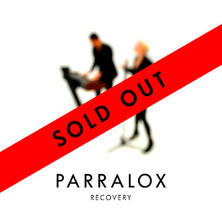 "Recovery ""Limited Edition CD"" - Sold Out!"