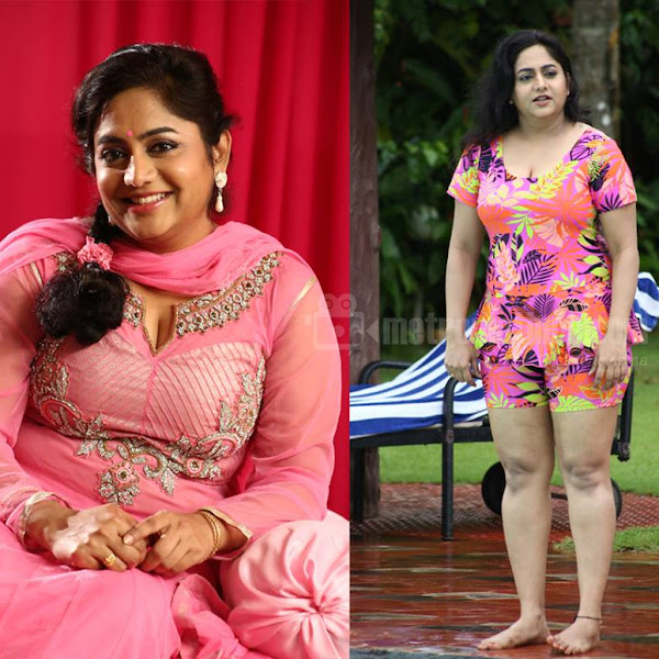 Lakshmi Sharma and Sona hot photos in Ellam Chettante Ishtam Pole