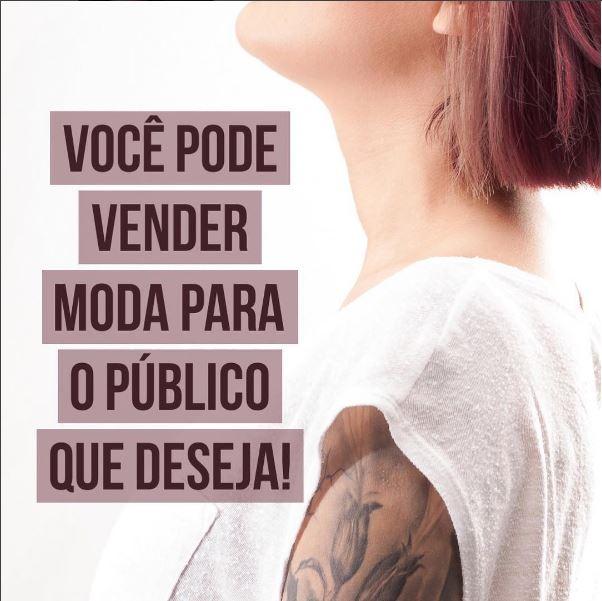 Foto Instagram Ana tex, propaganda