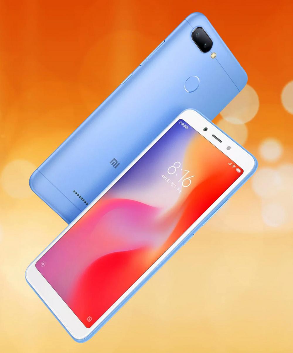 Xiaomi 6, Xiaomi 6A