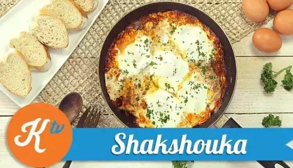 Resep Cara Membuat Telur Shakshouka
