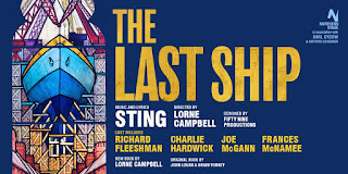 Theatre Review: The Last Ship - Theatre Royal, Glasgow ✭✭✭✭