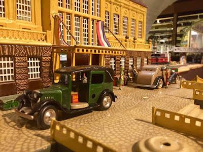Brighton Toy and Model Museum Running Day, Hornby, Marklin, Bassett-Lowke, Minic, Tri-Ang, Cars, Hotel, Traffic, Model, Toys