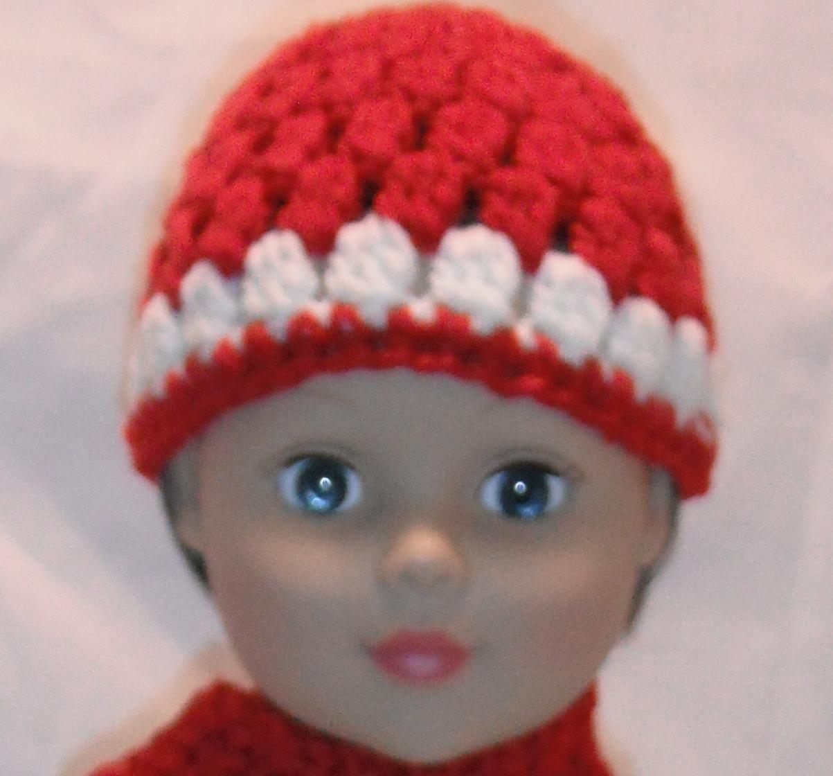 "BigGurlCloz: FREE Crochet Pattern For 18"" Doll: Peek-a-Boo"