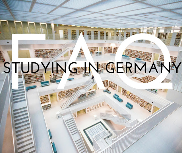 Studying in Germany: Frequently asked questions