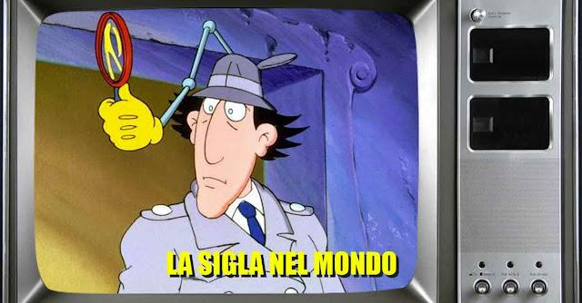 La sigla de L'Ispettore Gadget in ogni paese dov'è andato in onda