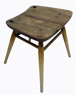 Restauración y reciclaje de silla