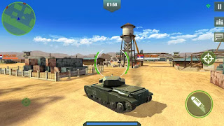War Machines: Game Tank Mod Apk