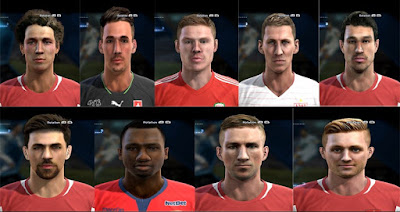 Facepack Final 2016 Pes 2013 by bradpit62