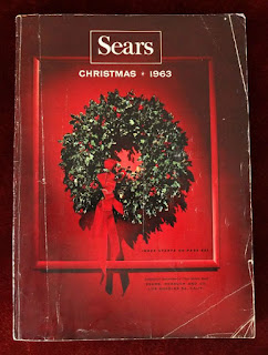 Sears 1963 Christmas Catalog