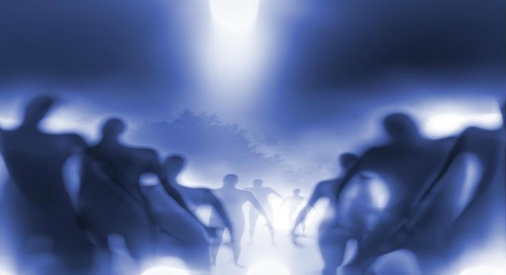Αλαφροΐσκιωτοι: Γιατί κάποιοι μπορούν και βλέπουν τους νεκρούς;