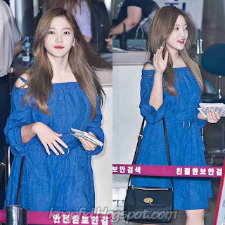 Poto Baru Yeri anggota group Red Velvet