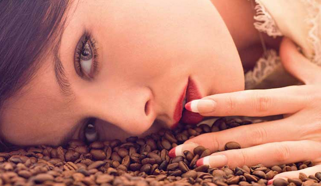 How to use a coffee mask for hair