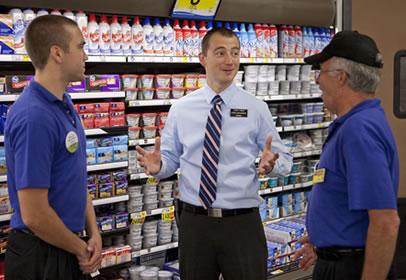 O que é ser um gerente de loja?
