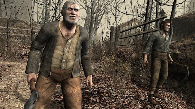 Resident Evil 4 - Captura 2