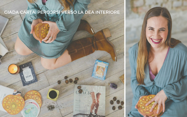TAROT AT WORK: INTERVISTA A GIADA CARTA