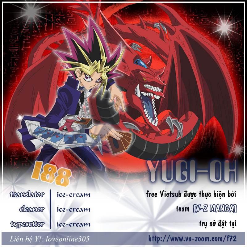 YUGI-OH! chap 188 - sức mạnh kết hợp! trang 20
