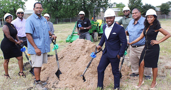 Black investors buying blocks in Houston to develop