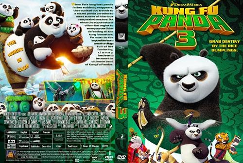 Kung Fu Panda 3 Torrent - BluRay Rip