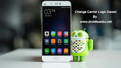 Cara Pasang Carrier Logo Berwarna di Xiaomi (Logo Operator)