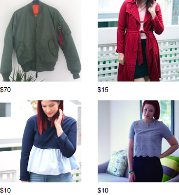 buy my wardrobe, alpha industries, for sale, fashion, fashion blogger,