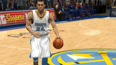 NBA 2K13 JaVale McGee Cyberface Download 2K Patch
