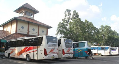 10 Terminal Bus Terbaik Di Indonesia
