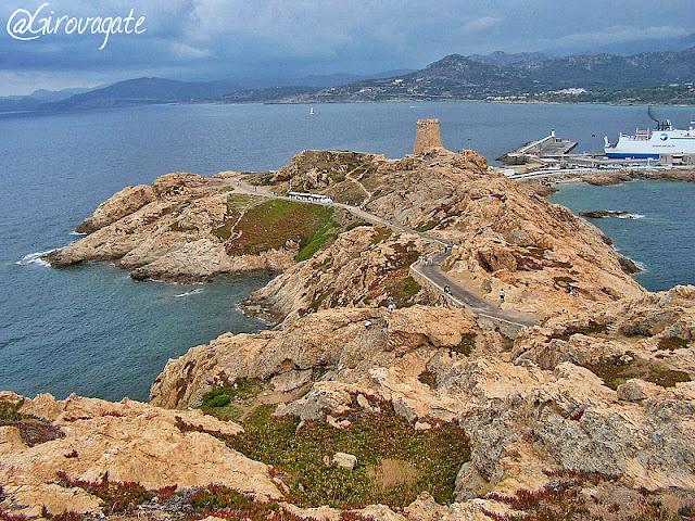 spiaggia Ile Rousse Corsica