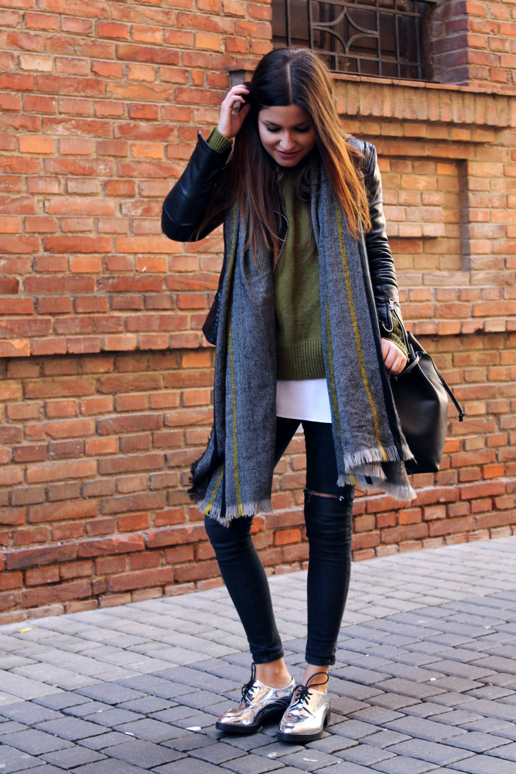 jersey verde blog moda leon
