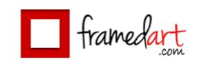 framed art logo
