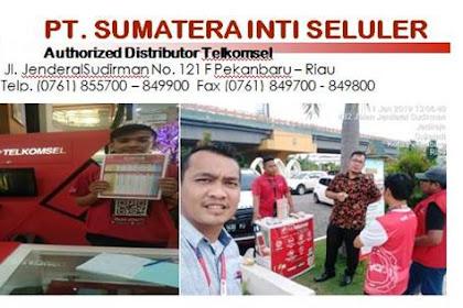 Lowongan PT. Sumatera Inti Seluler Pekanbaru Januari 2019