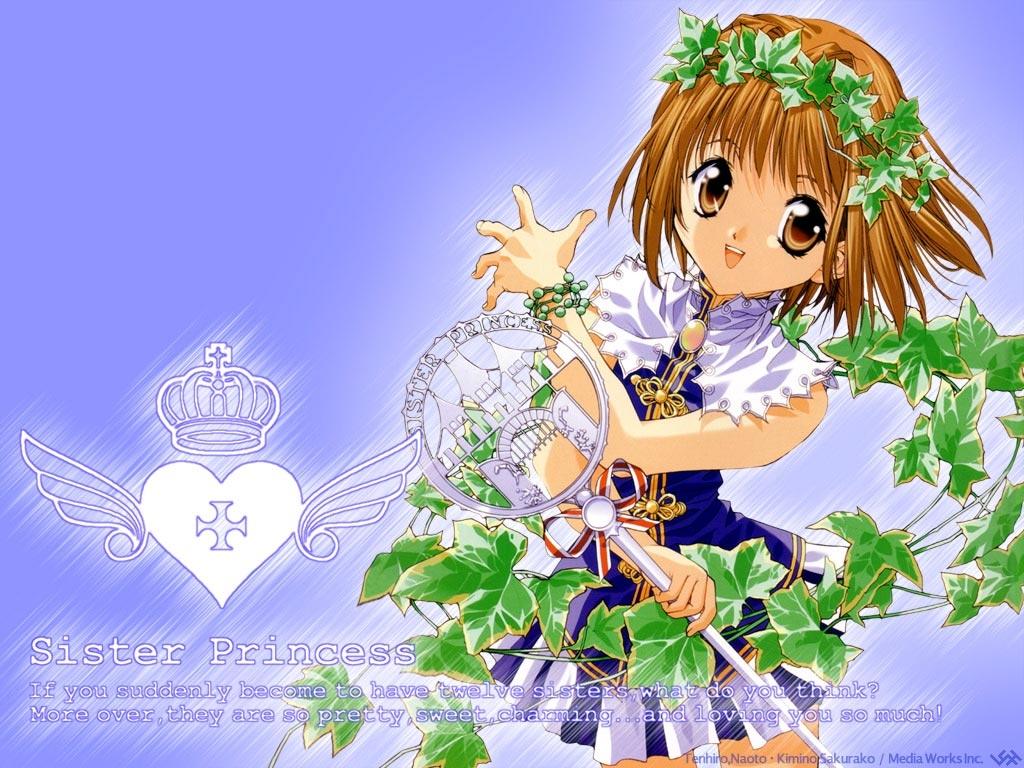Qq wallpapers sister princess anime wallpaper - Wallpaper 1024x768 anime ...