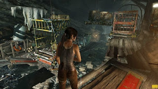Gameplay Tomb Raider Survival Edition
