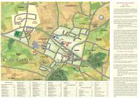 Plan centre bourg de Cour-Cheverny