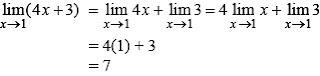 Contoh soal limit fungsi dan pembahasannya