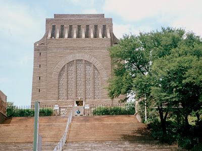 Voortrekker Monument, Pretoria, Tshwane, Gauteng, South Africa