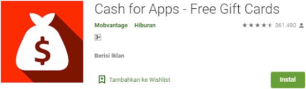 Aplikasi Android Penghasil Uang dan Pulsa Gratis Terbaik