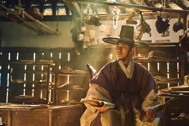 Kingdom kdrama Joo Ji Hoon