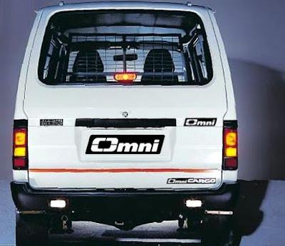 Maruti Suzuki Omni Cargo car pictures