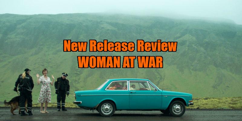 woman at war review