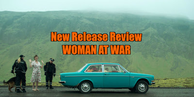 woman at war review