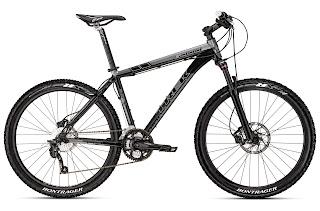 Wall Hit: Mountain Bikes