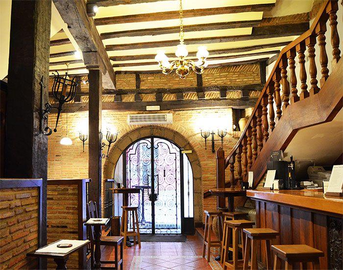 Gastionomia Restaurante Etxe Zaharra Casa Vieja Vitoria