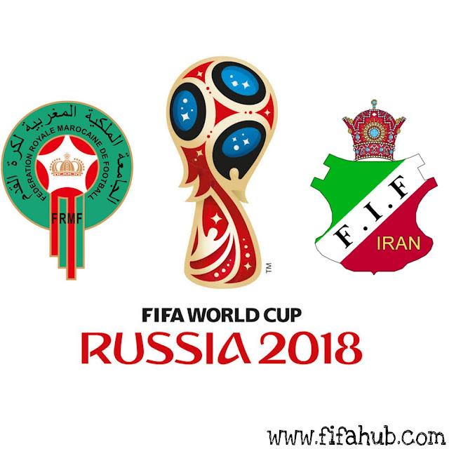 Morocco vs Iran FIFA match 4 Ticket