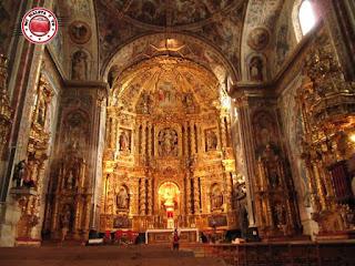 Iglesia de Nuestra Señora de la Asunción en Labastida. Interior