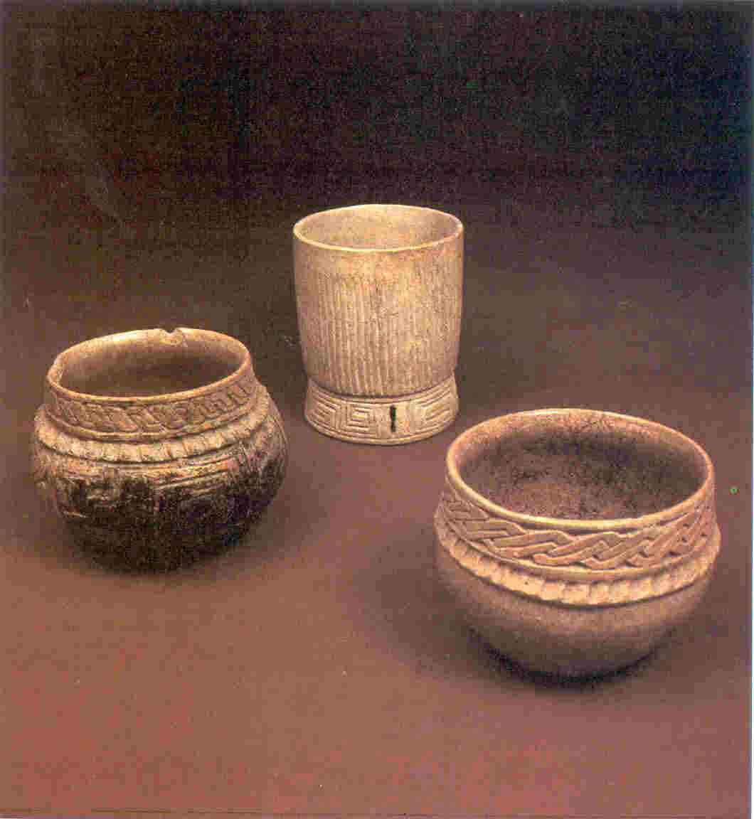 Violetas cultura maya parte 7 arte for Figuras ceramica