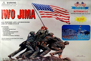 BMC Toys Iwo Jima Playset