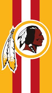 Wallpaper do Washington Redskins para celular Android e Iphone de gratis
