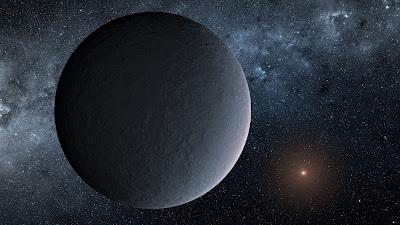 Massa e dimensioni Pianeta simile alla Terra
