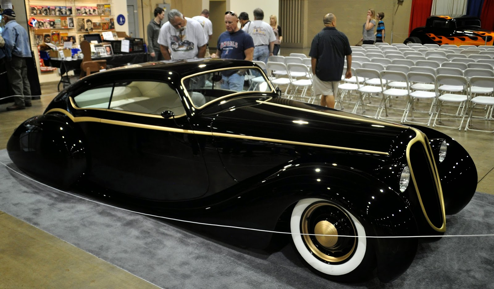 Just A Car Guy The Black Pearl Newest From Rick Dore And